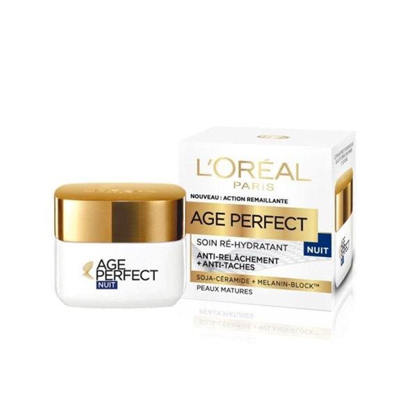 L'Oréal Paris Age Perfect Crème de Nuit Pot 50ml