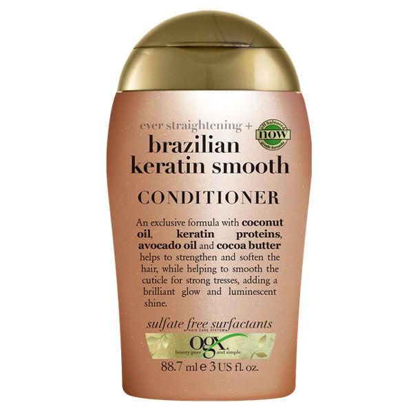 OGX Après-Shampooing Kératine Brésilienne 88,7ml