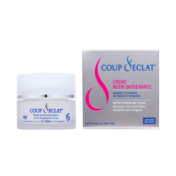 Coup d'Eclat Crème Nutri Oxygénante Jour Nuit 50ml