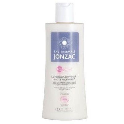 Jonzac Reactive Lait Dermo Nettoyant Haute Tolérance 200ml