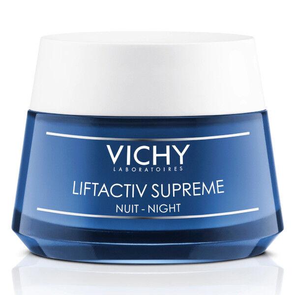 Vichy Liftactiv Supreme Crème Anti Age Anti Rides Nuit 50ml