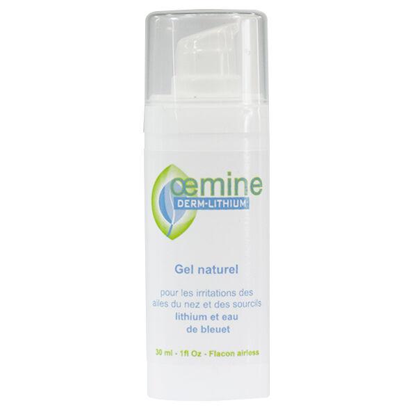 Oemine Derm-Lithium Gel Naturel 30ml