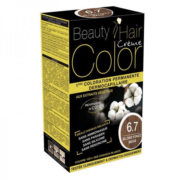 Beauty Hair Crème Color Blond Fo...