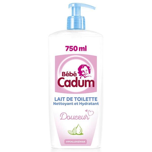 Cadum Bébé Douceur Lait de Toilette 750ml