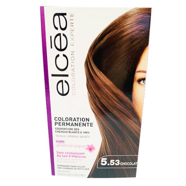 Elcea Coloration Permanente Chocolat N5.53