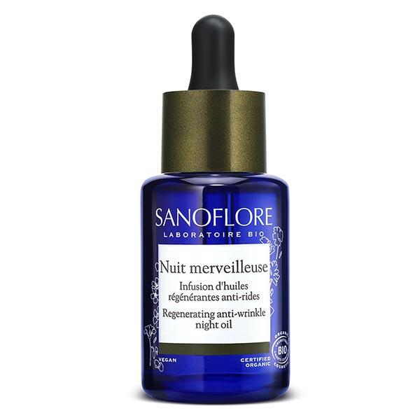 Sanoflore Merveilleuse Essence Concentré de Nuit 30ml