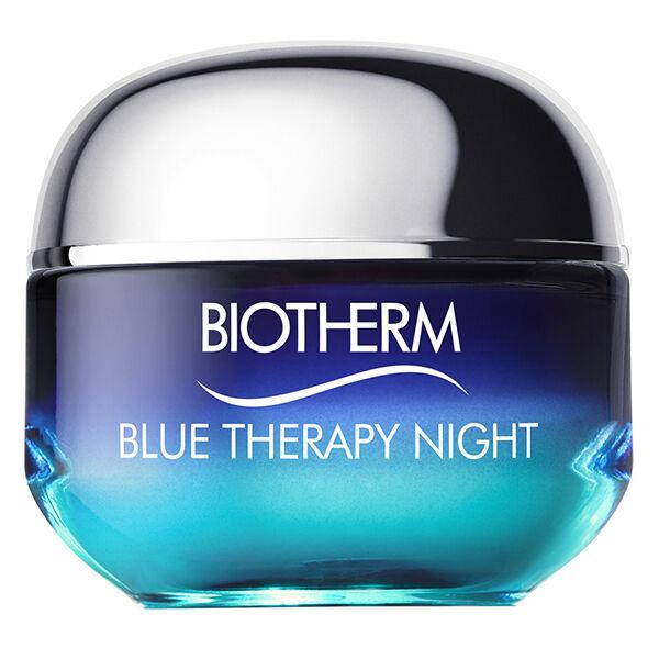 Biotherm Blue Therapy Soin Crème De Nuit Anti-Rides & Tâches 50ml