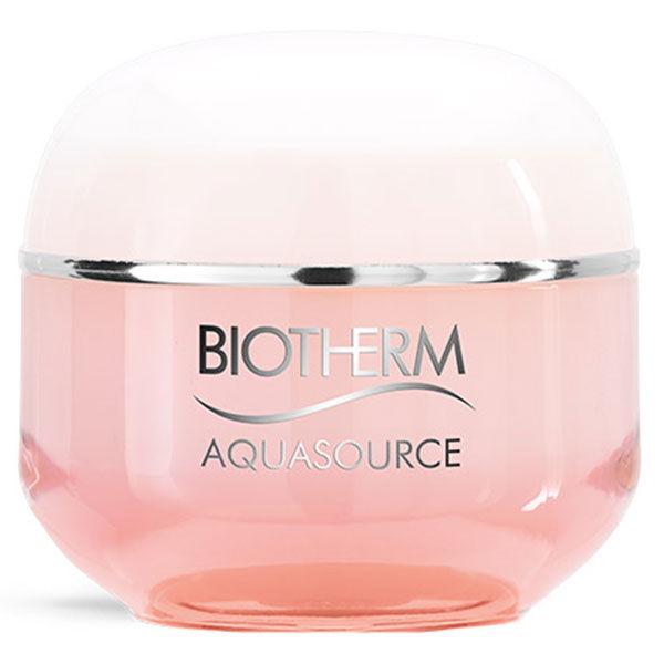 Biotherm Aquasource Crème Riche Visage Soin Confort pour Peau Sèche 50ml