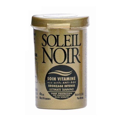 Soleil Noir Soin Vitaminé Aux Actifs Anti-Age Bronzage Intense 20ml