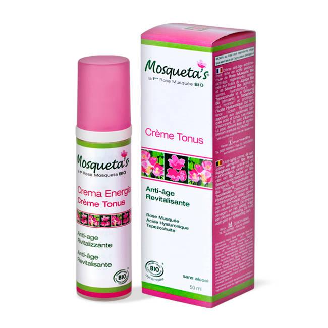 Mosqueta s Mosqueta's Crème Tonus Anti-Age Bio 50ml