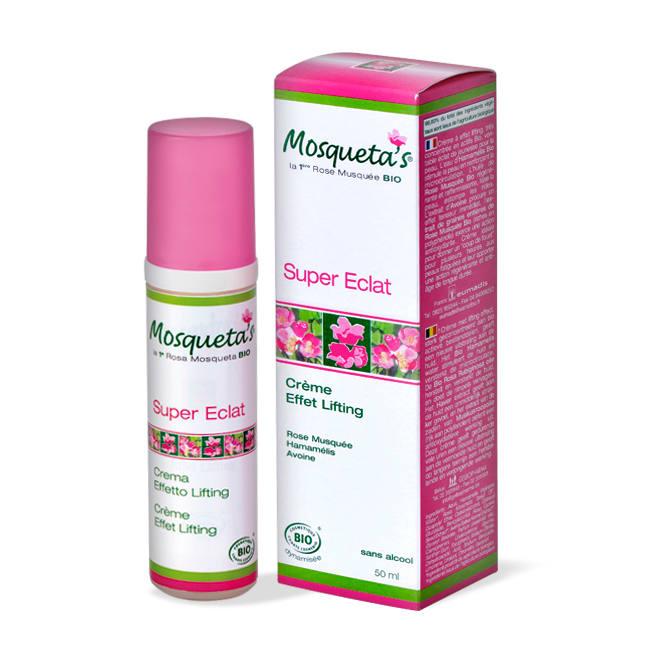 Mosqueta's Crème Super Eclat Effet Lifting Bio 50ml
