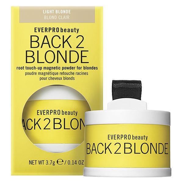 Everpro Back2Blond Poudre de Retouche des Racines pour Cheveux Blonds Clairs 3,7g