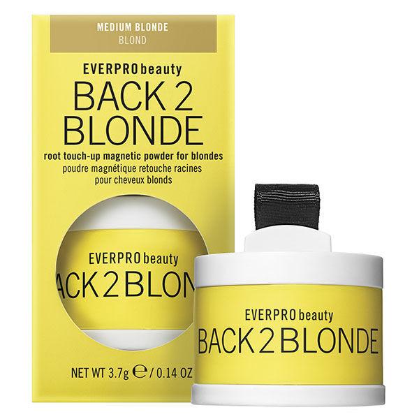 Everpro Back2Blond Poudre de Retouche des Racines pour Cheveux Blonds Moyens 3,7g
