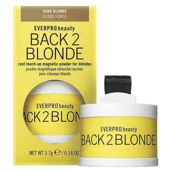 Everpro Back2Blond Poudre de Retouche des Racines pour Cheveux Blonds Foncés 3,7g
