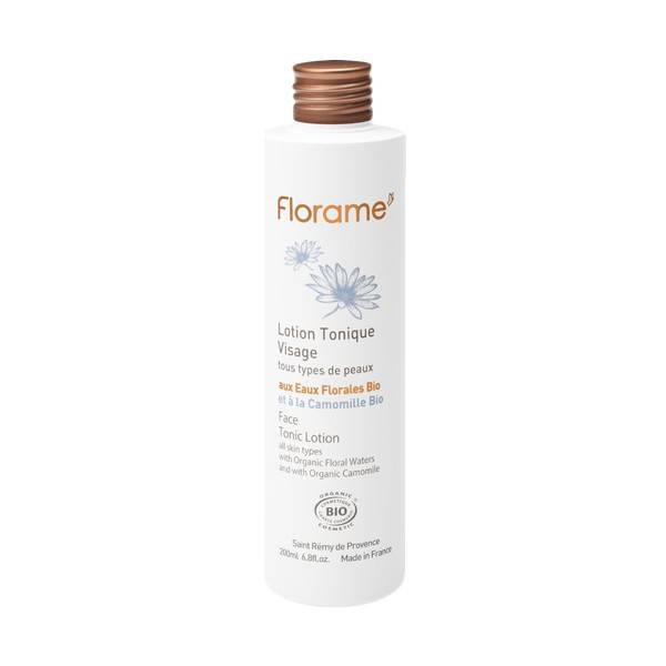 7002122 Florame Lotion Tonique Visage 200ml