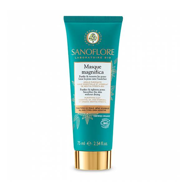 7548982 Sanoflore Magnifica Masque 75ml