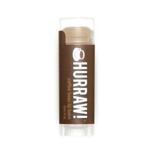 Hurraw! Baume à Lèvres Grain de Café 4,3g