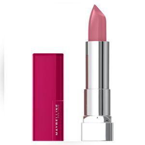 Maybelline New York Maybelline Color Sensational The Blushed Nudes Rouge à Lèvres 207 Pink Fling 4,4g - Publicité