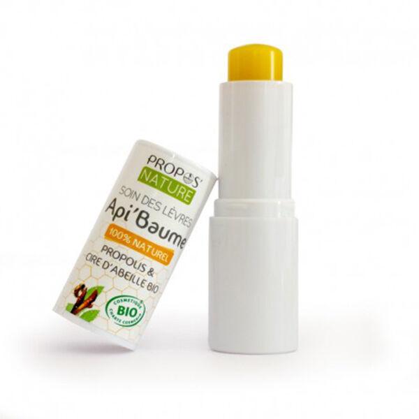 Propos'Nature Propos' Nature Apithérapie Api'Baume Stick à Lèvres Bio 4,5g
