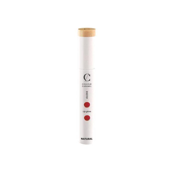 Couleur Caramel Gloss Bio N°902 Rouge Ephémère 4g