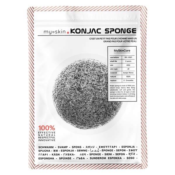 Infinitive Eponge Konjac au Charbon