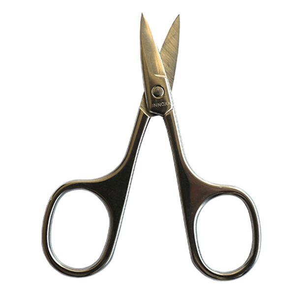 Innoxa Expert Ciseaux à Ongles Lames Droites Inox 9,2cm