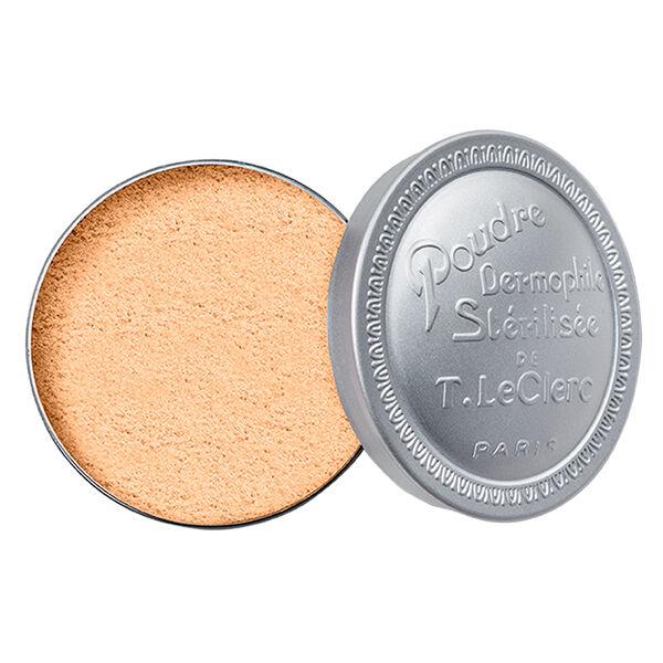 T-LeClerc Poudre Libre Dermophile N°01 Abricot 25g