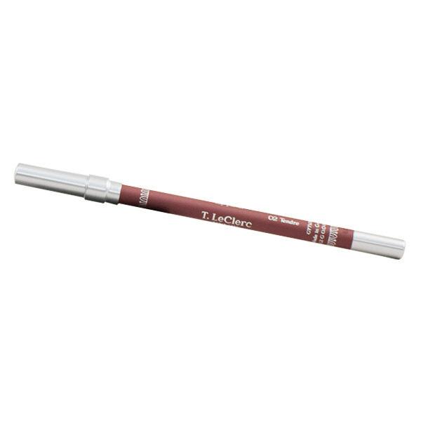 T-LeClerc Crayon à Lèvres 02 Tendre 1,2g