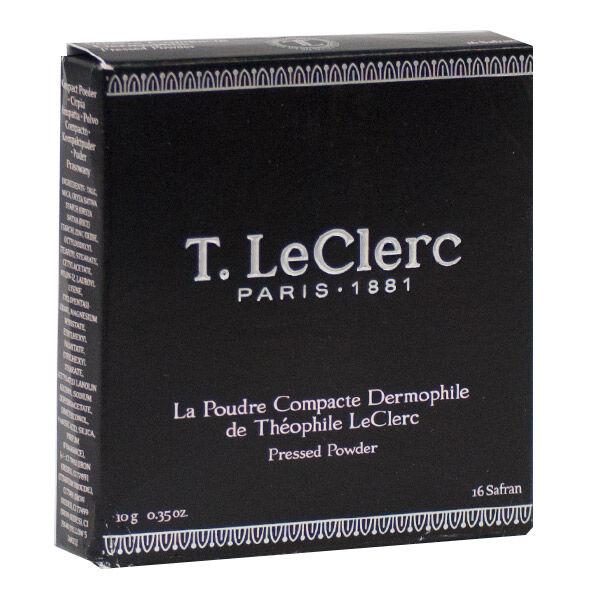T-LeClerc Poudre Compacte Doré 10g