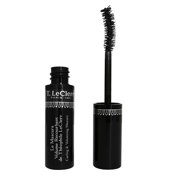 T-LeClerc Mascara Volume Recourbant n°01 Noir 9,5ml