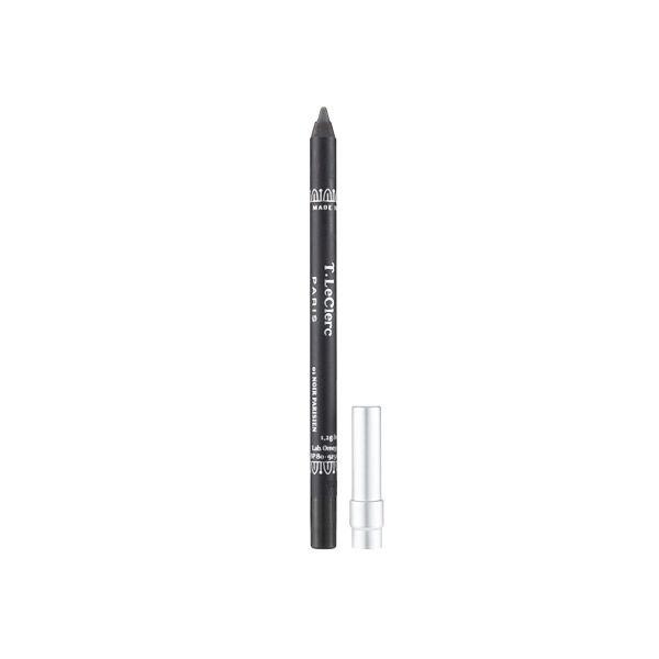 T-LeClerc Crayon Yeux Waterproof Noir Parisien 1.2g
