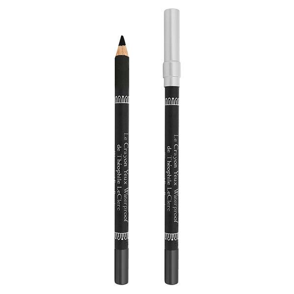 T-LeClerc Yeux Crayon Waterproof N°01 Noir Parisien 1,2g