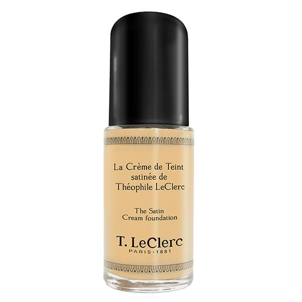 T-LeClerc Fond de Teint Fluide Anti-Age 02 Clair Rosé Satiné 30ml