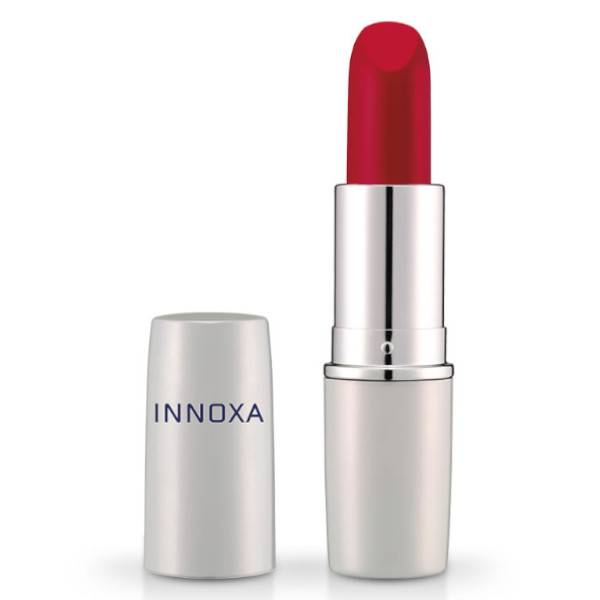 Innoxa Inno'lips Rouge à Lèvres Satiné 401 Rouge Couture 3,5g