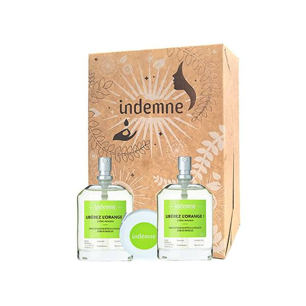 Indemne Coffret Anti-Cellulite
