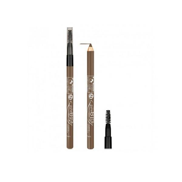 Purobio Cosmetics Crayon Sourcils Kajal 27 Moyen 3,80g