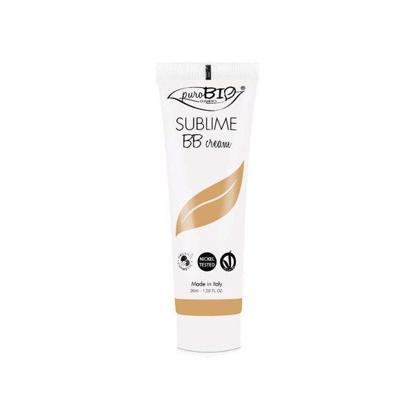 Purobio Cosmetics BB Crème Sublime 03 Noisette
