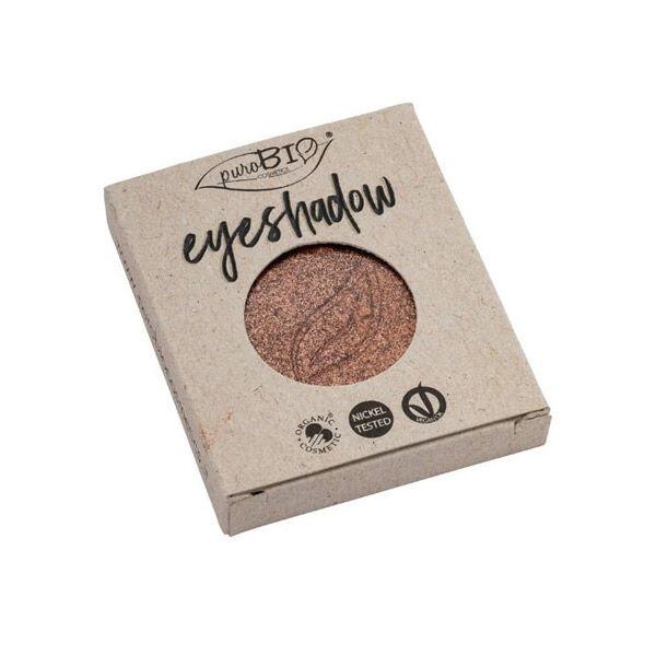 Purobio Cosmetics Recharge Fard à Paupières 05 Cuivre Irisé 2,5g