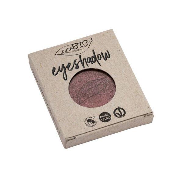 Purobio Cosmetics Recharge Fard à Paupières 15 Vieux Rose Irisé 2,5g