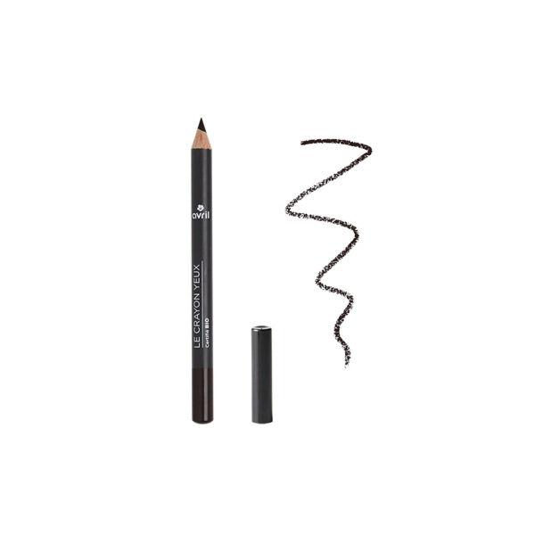 Avril Crayon Yeux Noir Charbon 1g