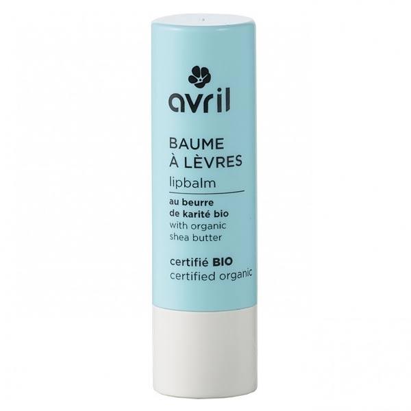 Avril Visage Baume à Lèvres Bio 4ml