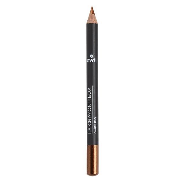 Avril Yeux Crayon Bio Bronze Cuivré 1g