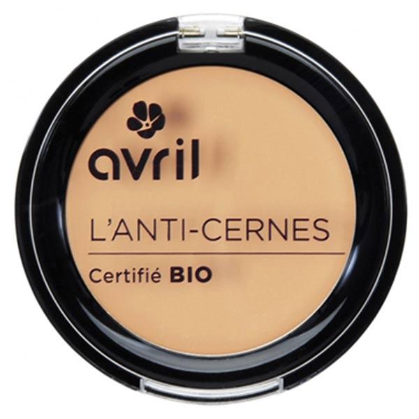 Avril Teint Poudre Anti-Cernes Bio Nude 2,5g
