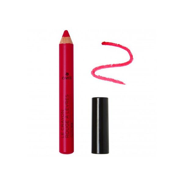 Avril Crayon Rouge à Lèvres Griotte 2g