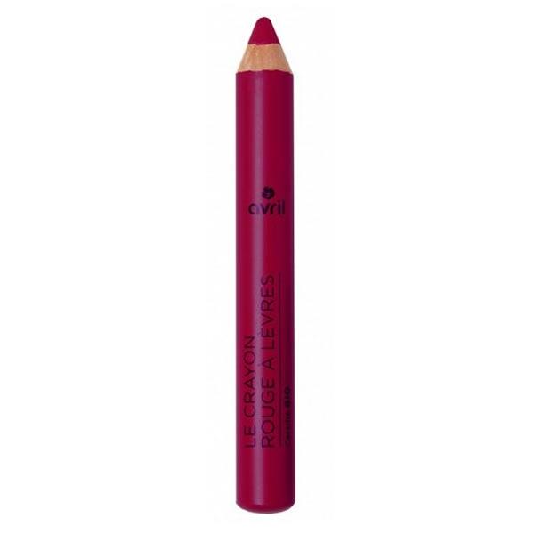 Avril Lèvres Crayon Rouge à Lèvres Jumbo Bio Violine 2g