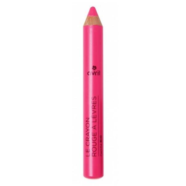 Avril Lèvres Crayon Rouge à Lèvres Jumbo Bio Rose Bonbon 2g