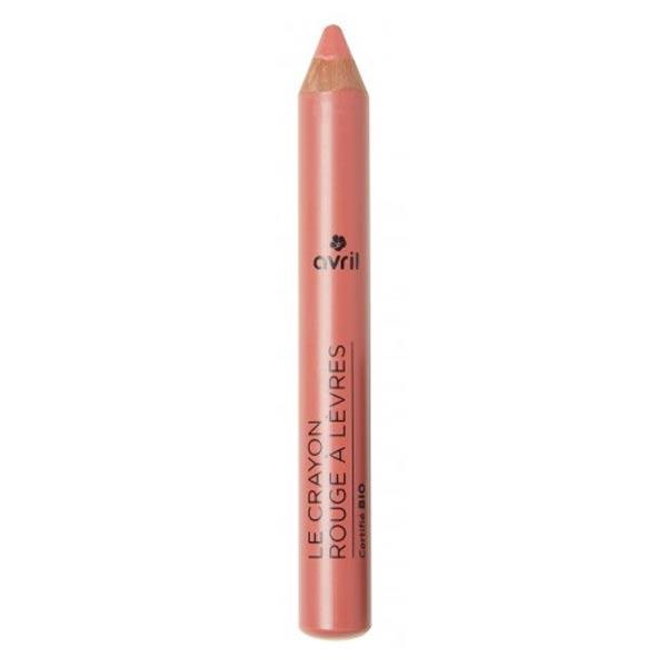 Avril Lèvres Crayon Rouge à Lèvres Jumbo Bio Bois de Rose 2g