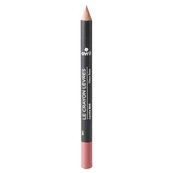 Avril Lèvres Crayon Contour Bio Vieux Rose 1g