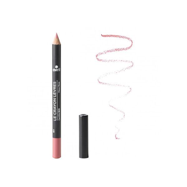 Avril Crayon Lèvres Vieux Rose 1g