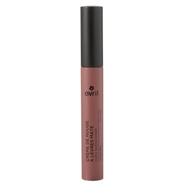 Avril Lèvres Crème de Rouge à Lèvres Mate Rose Vinyle Bio 3ml